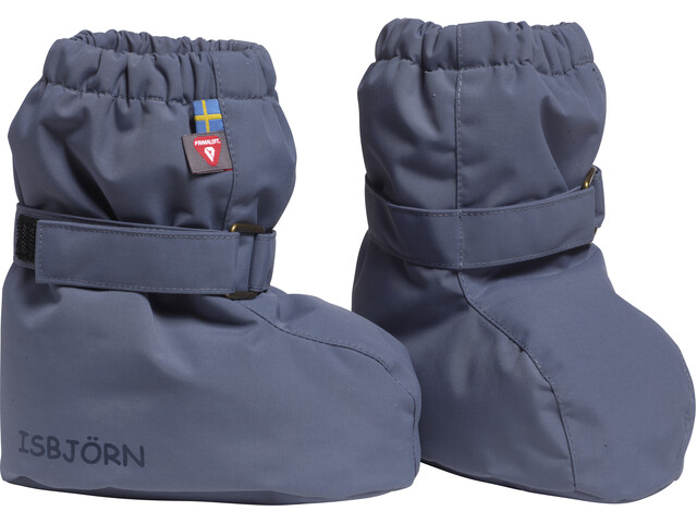 Isbjörn Toddler Padded Socks Småbarn denim